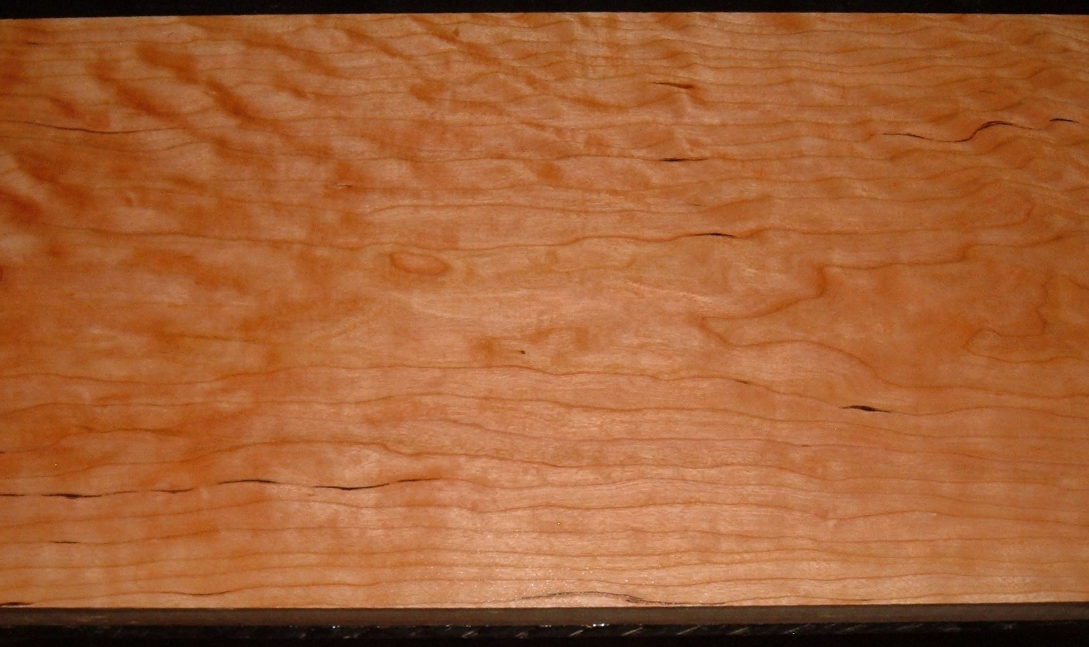 C2006-125JJ, 1-13/16x11-1/2x44, Curly Figured Cherry