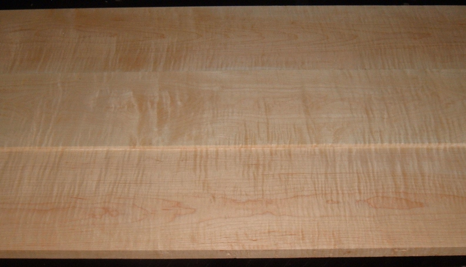 HM2006-98JJ, 3bd, 3/4x6-7/8x53, 13/16x6-3/8x53, 3/4x7x53, 4/4 Curly Tiger Hard Maple