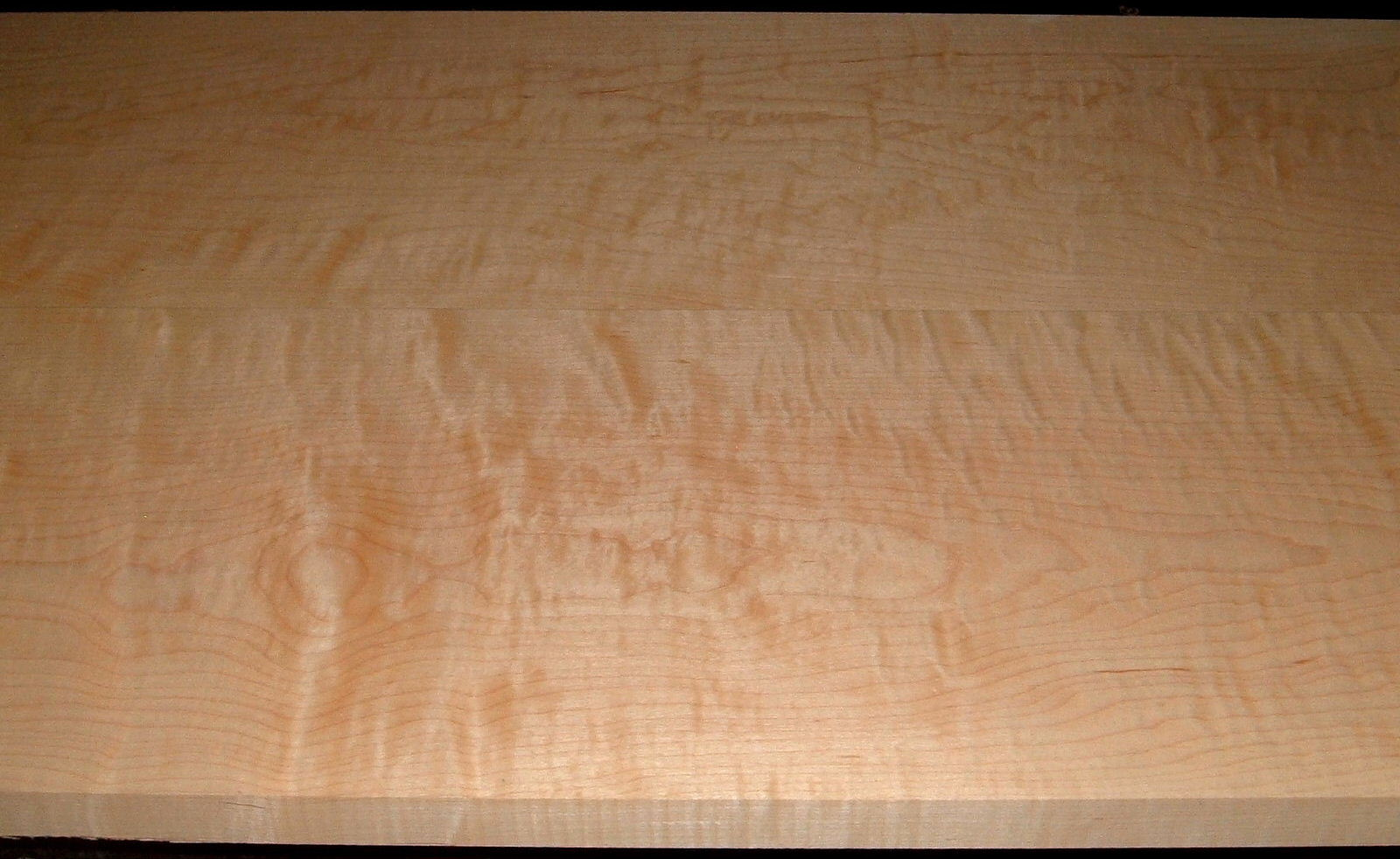 HM2101-22, 7/8x9-1/2x46, 15/16x9-3/4x46, Cut from the same plank, Curly Tiger Hard Maple
