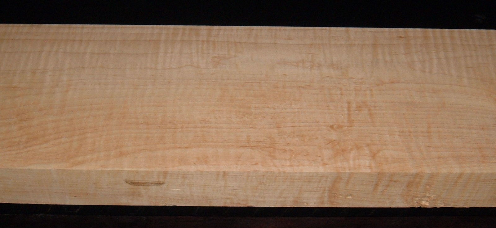 M2003-236, 1-13/16x7-1/4x42, Figure Curly Tiger Maple