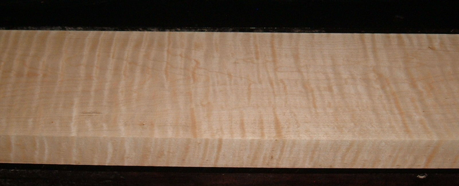 M2003-239, +1-3/4x6-7/8x52, Figure Curly Tiger Maple