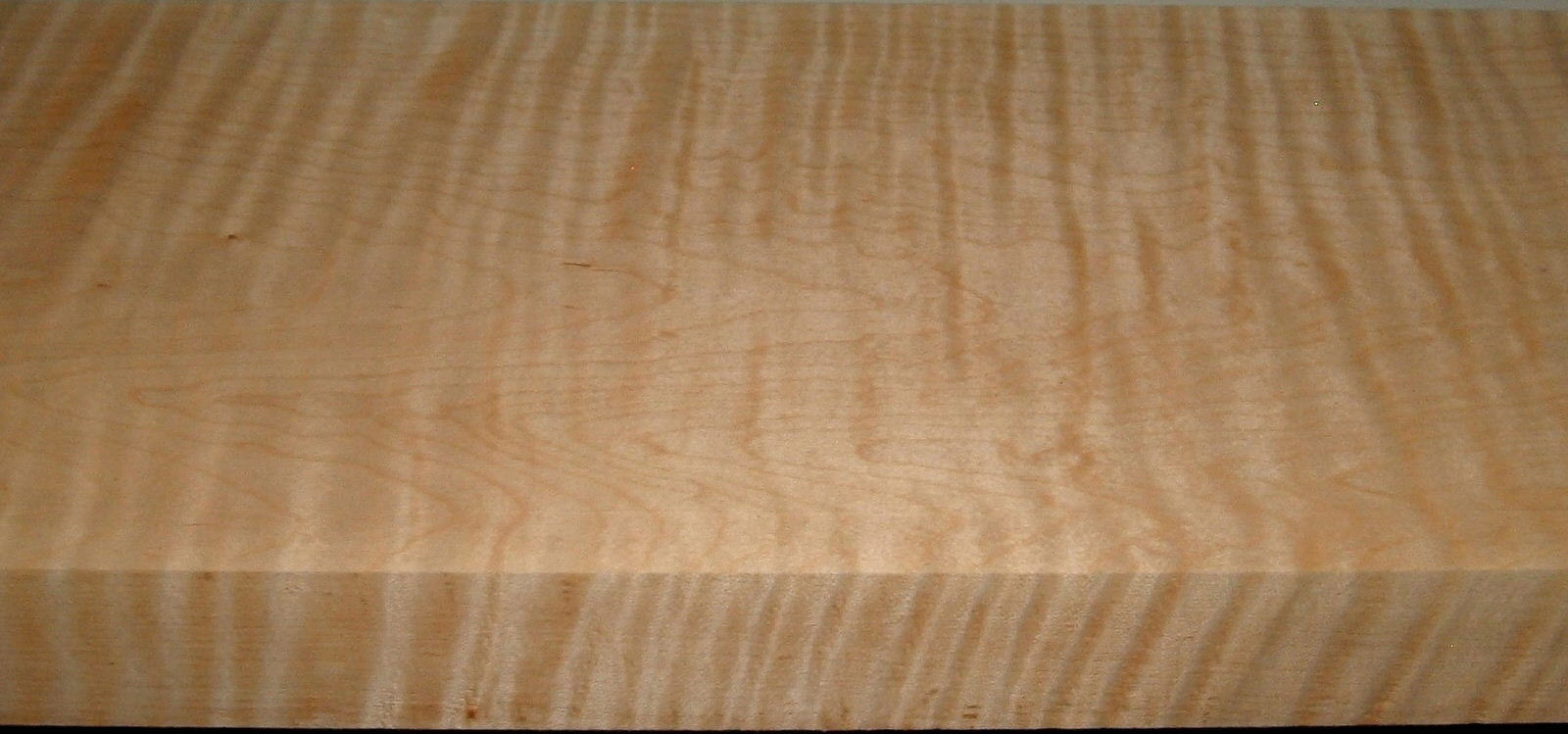 M2003-249, +1-7/8x7-5/8x53, Figure Curly Tiger Maple