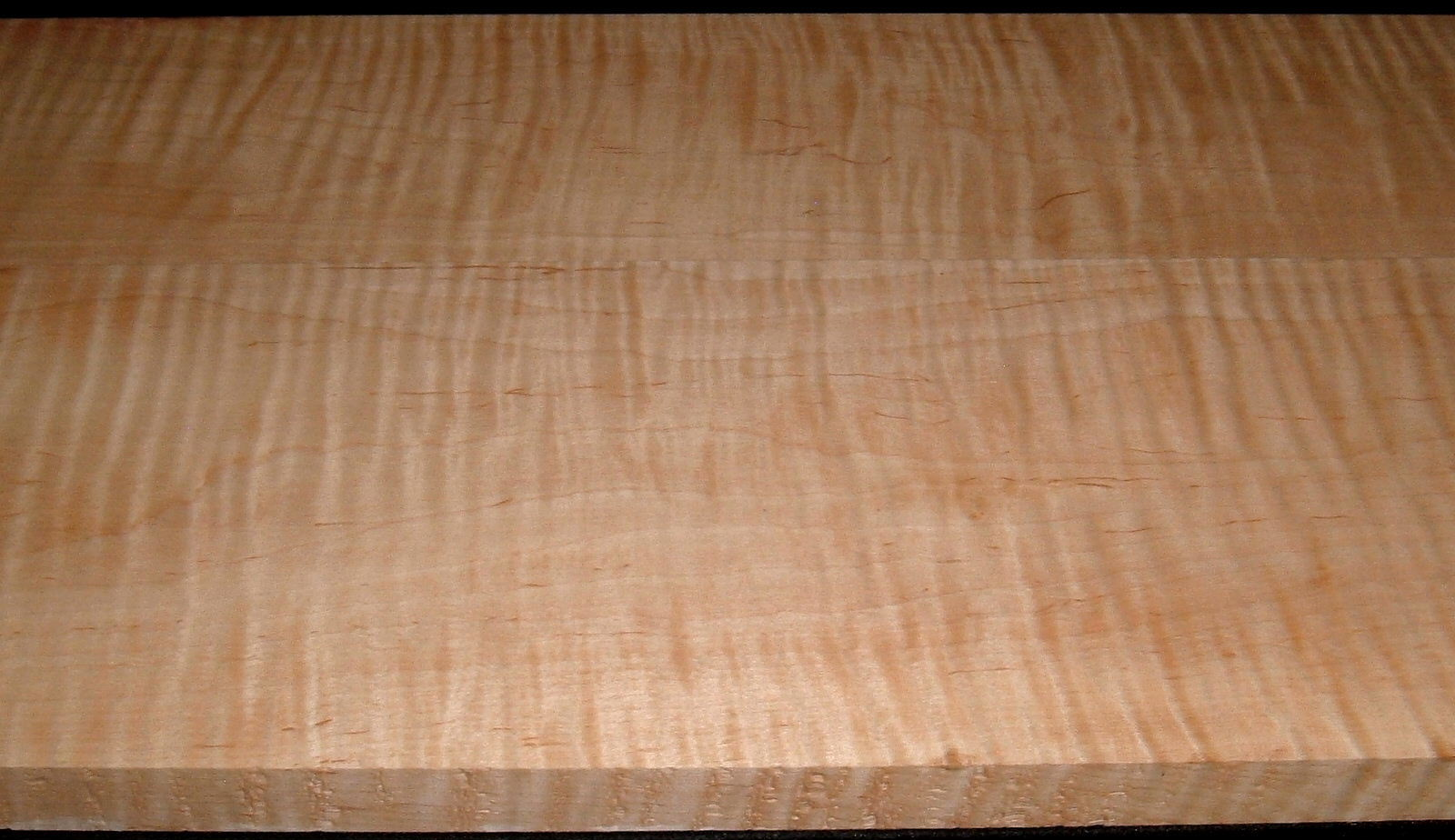 M2007-543, 2 Bd Set, 1-1/16x5-7/8x41, 1-1/8x7-3/4x41, Curly Tiger Maple