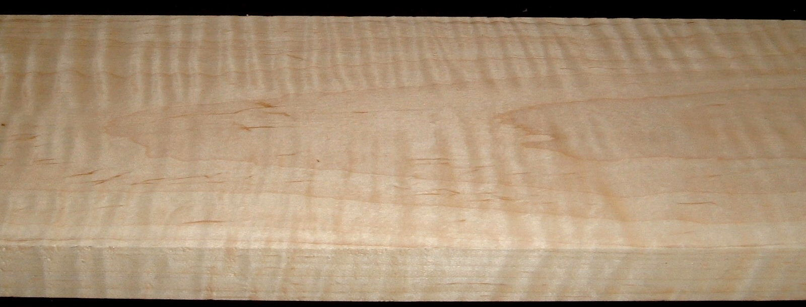 M2007-589L, 1-1/4x6-1/4x79, Curly Tiger Maple