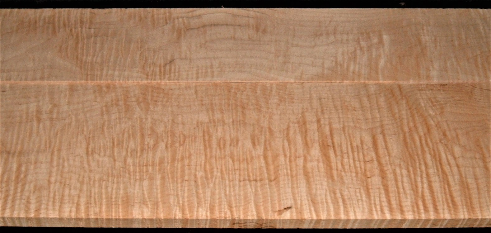 M2011-827JJ, 2 bd, 13/16x5-5/8x46, 3/4x7-7/8x46, Curly Tiger Maple