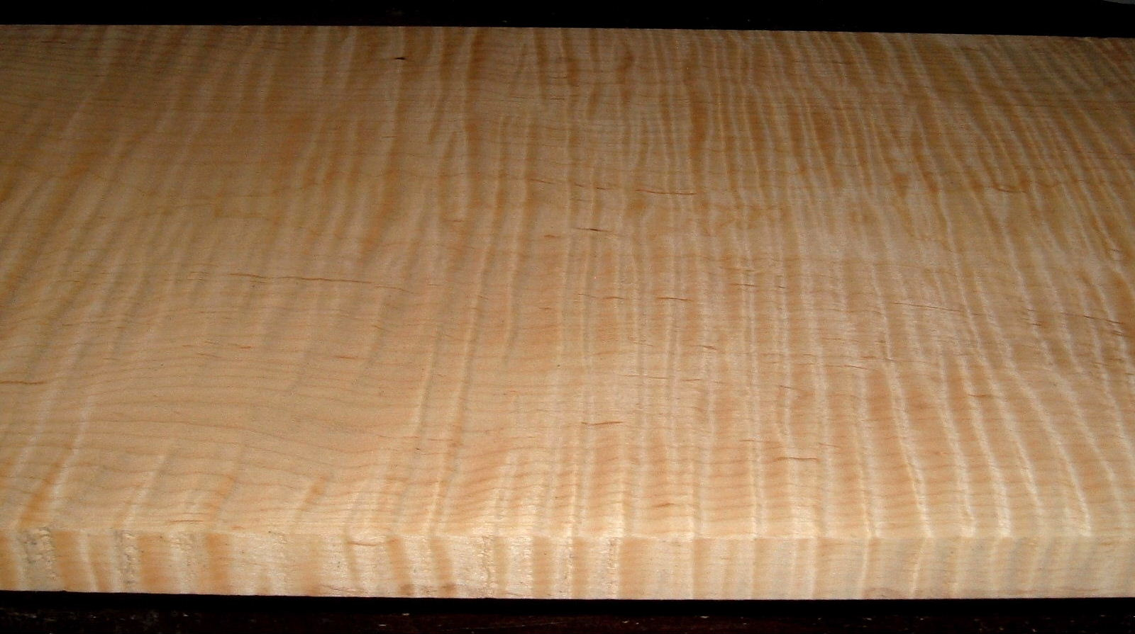M2102-114, 15/16x13x47, Curly Tiger Maple