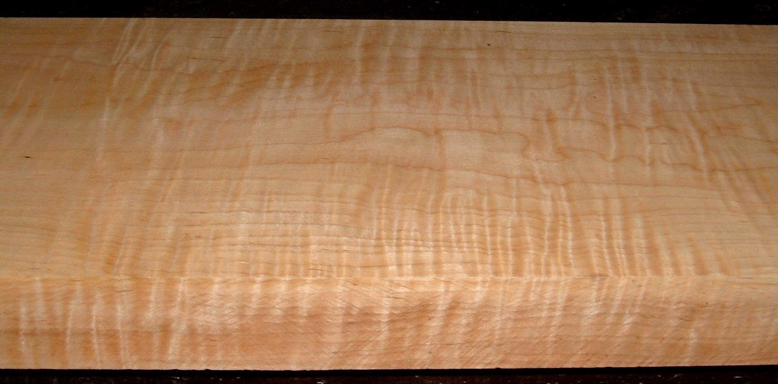 M2103-195,  2x8-1/2x46, Curly Tiger Maple