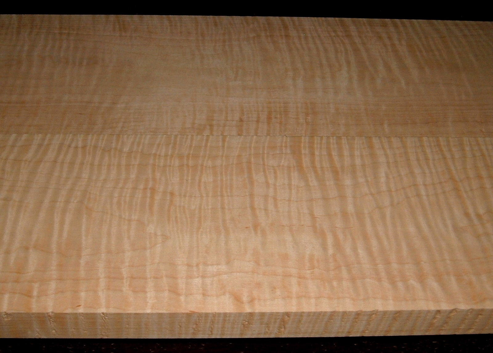 M2104-289, 2 Bd Matched Set, 1-1/4x6-3/4x33, 1-1/8x7-1/4x33, Curly Tiger Maple