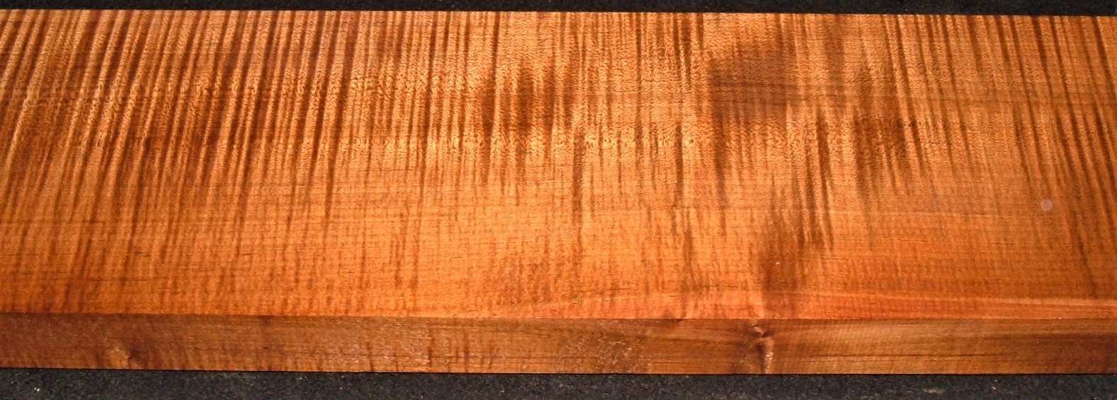 QRM2010-343JK, 1-7/8x7-1/4x53, Quartersawn Roasted Curly Maple