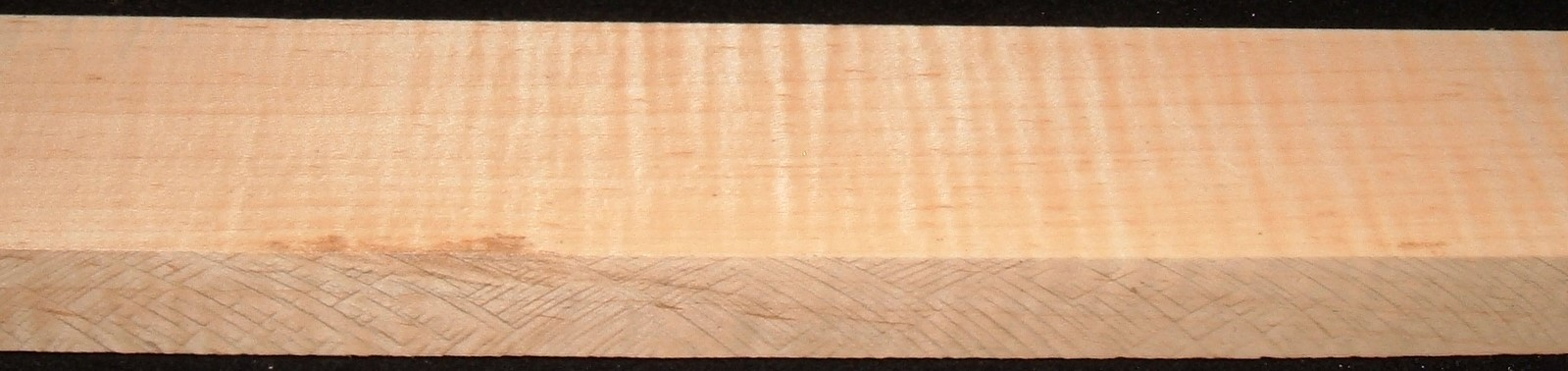 QS2102-21JK,  1-1/4x2-1/4x41, Quartersawn Curly Maple