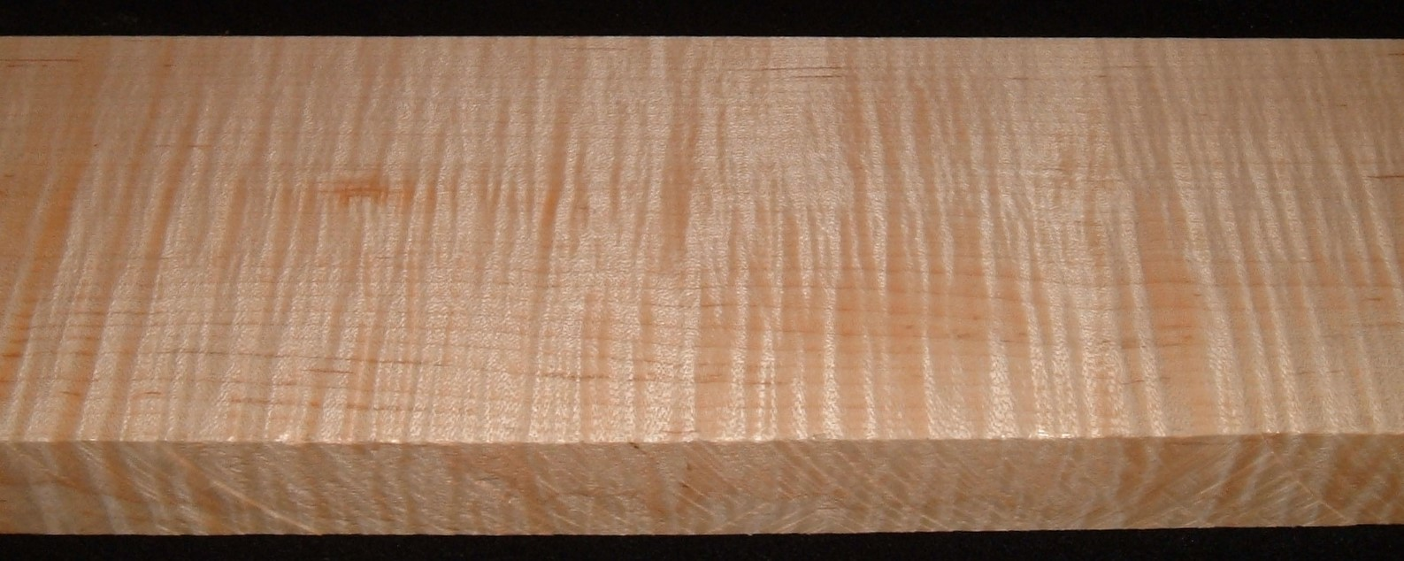 QS2104-48JK, 1-1/4+x4-1/4x44, Quartersawn Curly Maple