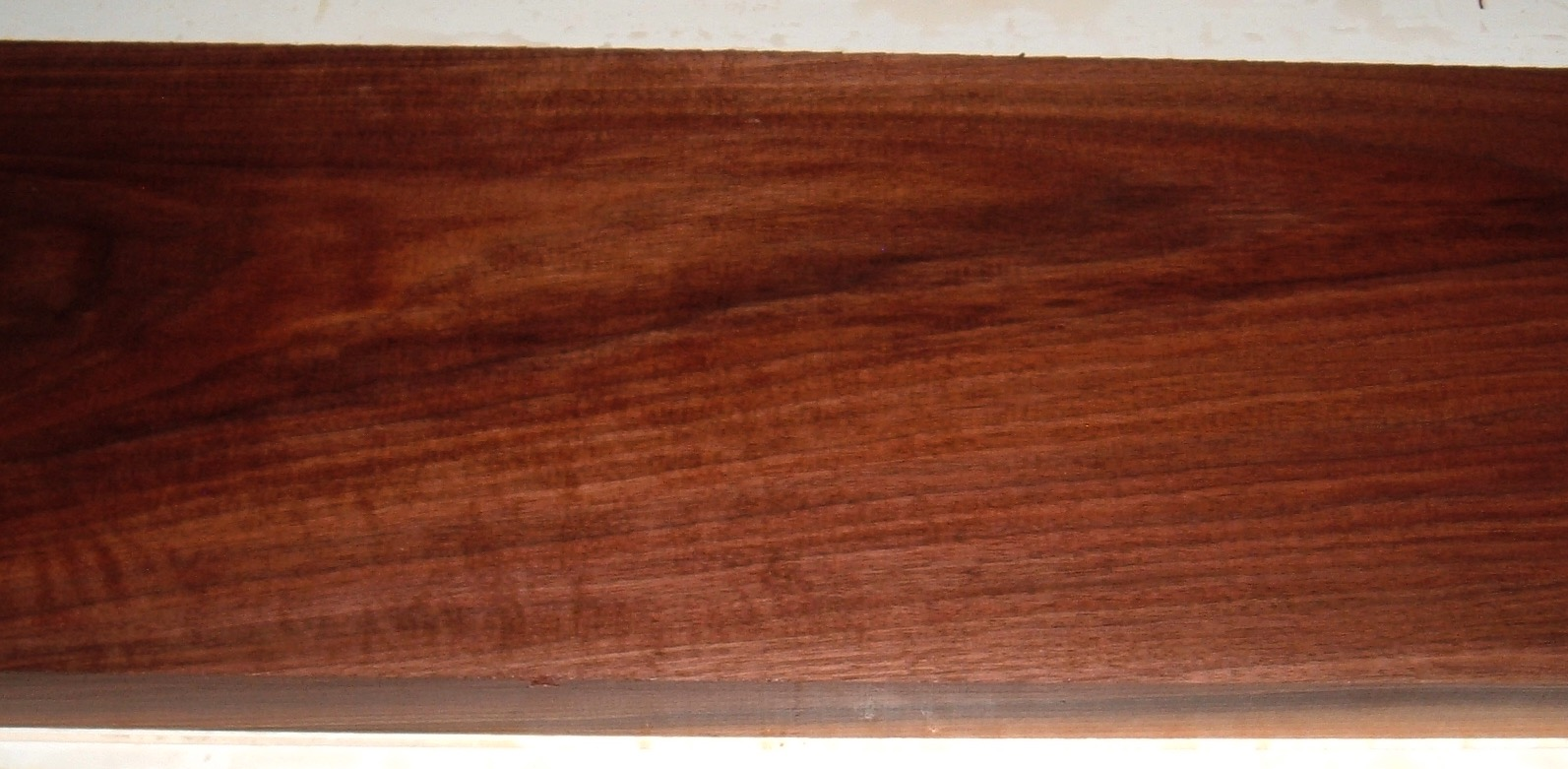S-2182, +1-13/16x11-1/8x37, Black Walnut