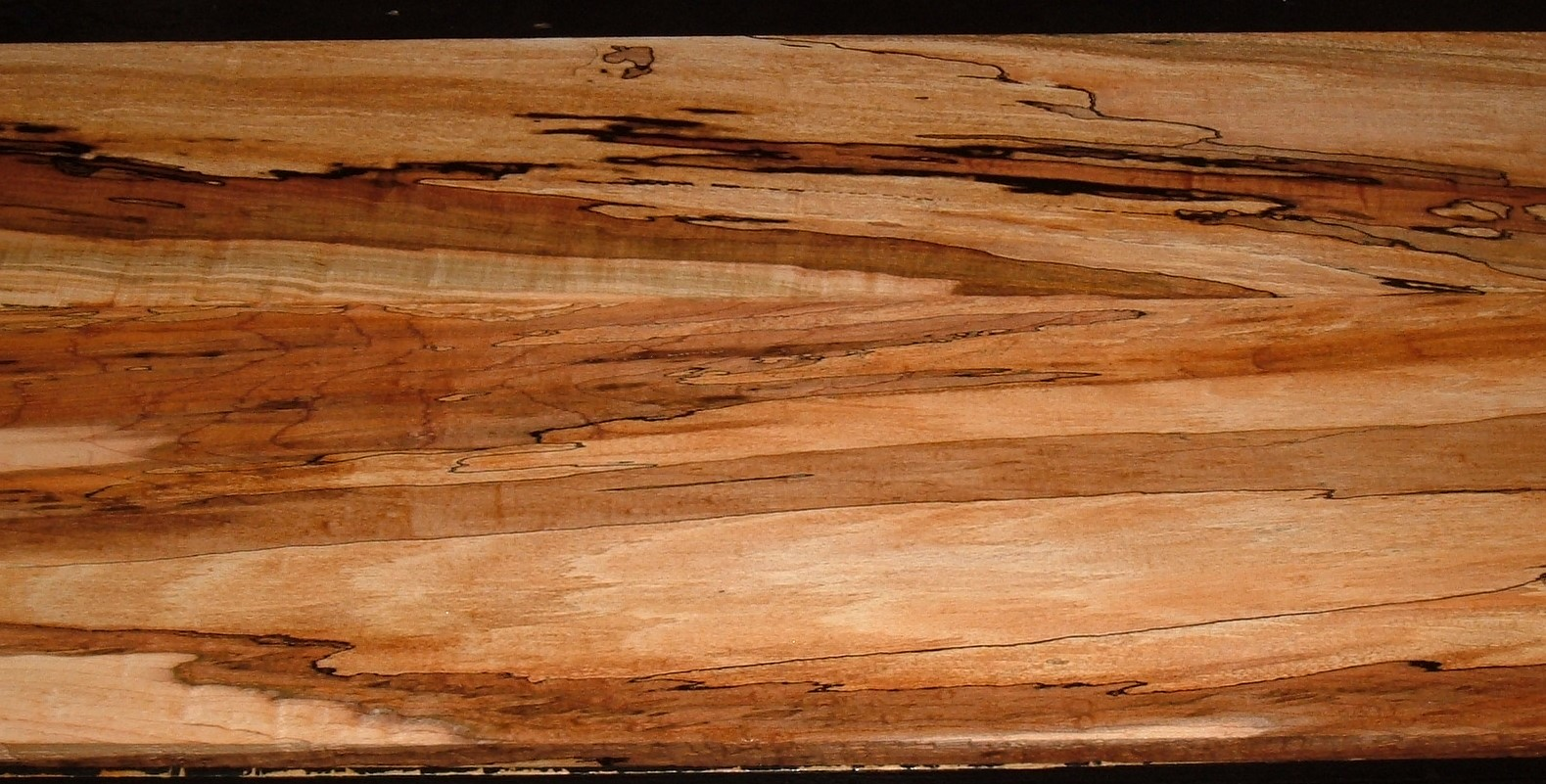 SM2005-30JJ, 2 bds, 3/4x6x45, 11/16x8x45, Spalted Hard Maple