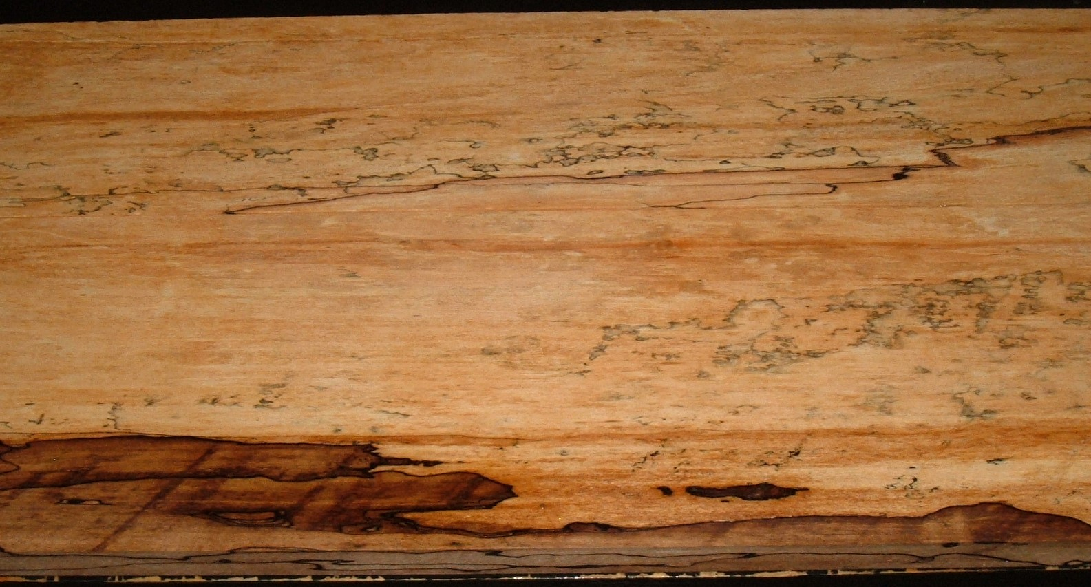 SM2005-31JJ, 2 bds, 15/16x5-1/8x45, 15/16x7x45, Spalted Hard Maple