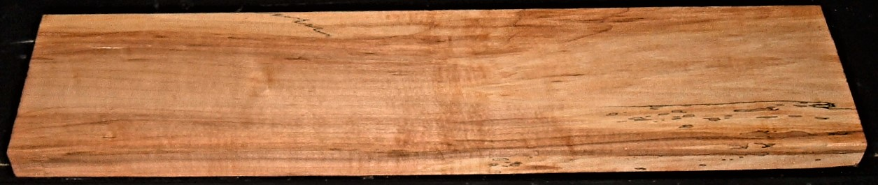 SMS2005-2539JJ, 7/8x5x20, Spalted Maple