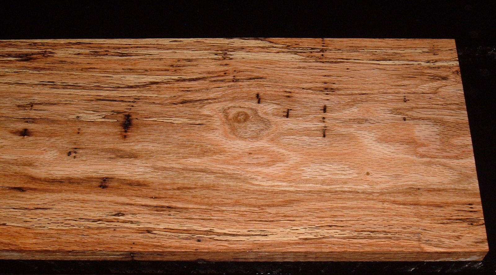 SRO2002-1, 7/8x8-3/4x63, Spalted Red Oak