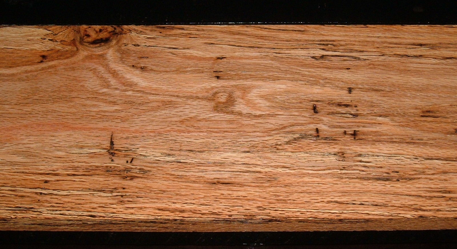 SRO2002-2, 15/16x8x33, Spalted Red Oak