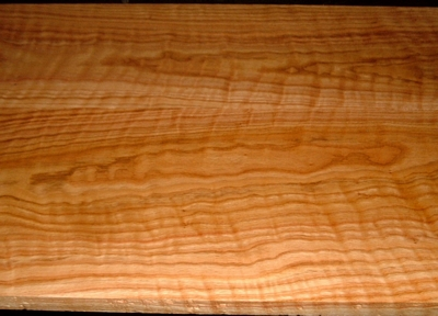 RO2003-15, 2 Bd Set, 7/8x9-1/8x37, 7/8x10-1/4x37, Curly Figured Tiger Red Oak