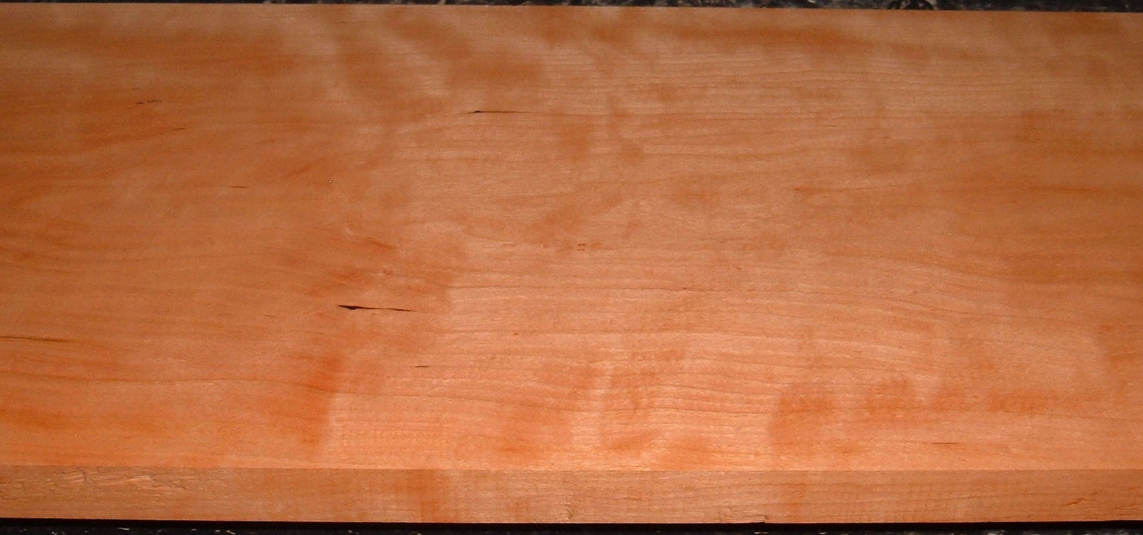 C1904-43L, 1-1/16x11-1/2x79, Curly Figured Cherry