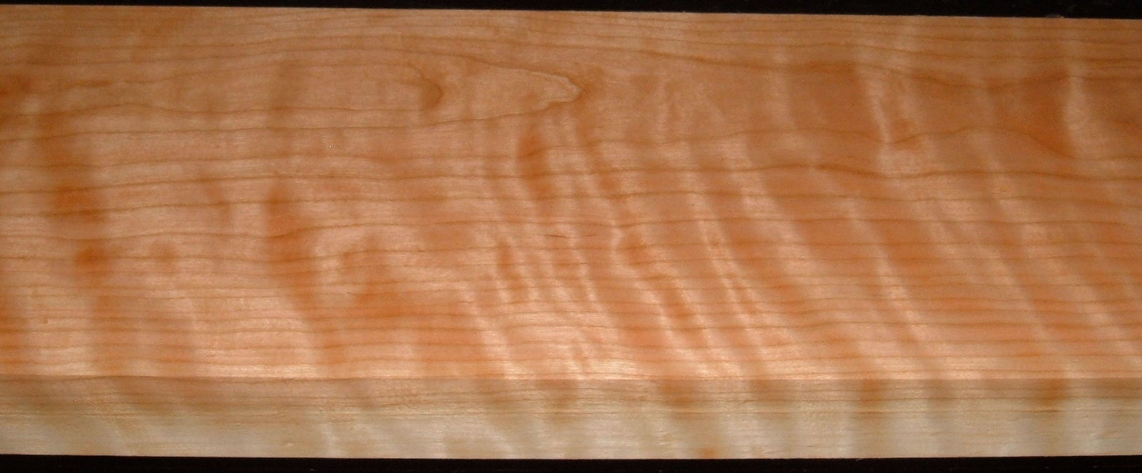 C1908-68, 1-3/4x8x45, Curly Figured Cherry