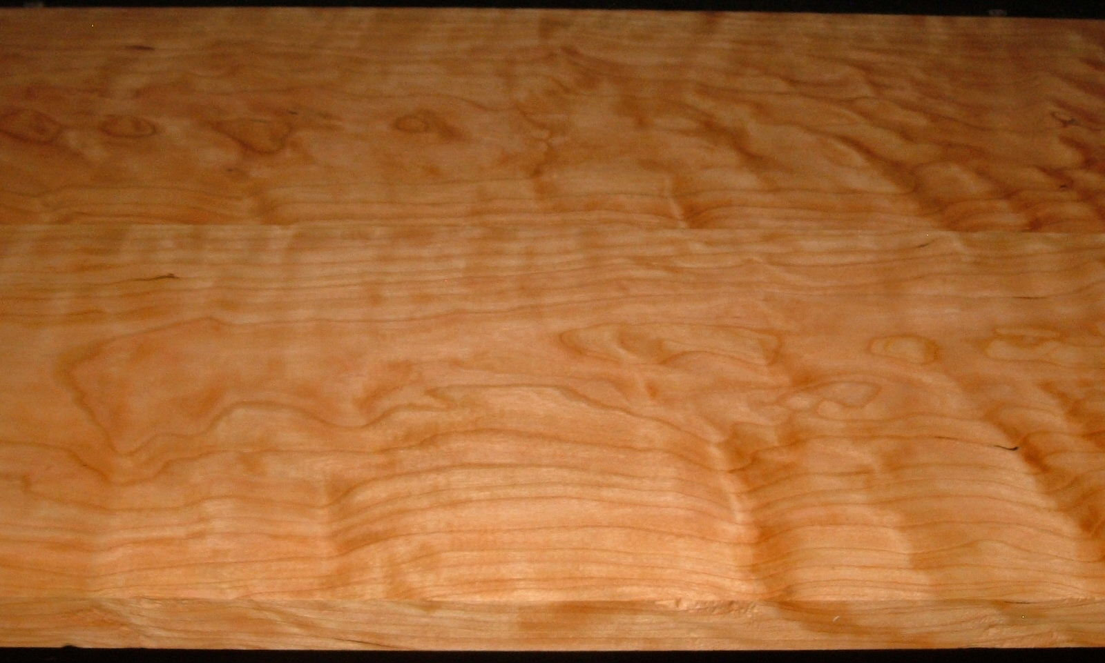 C2004-77,15/16x7-3/4x42,15/16x8x42, Curly Figured Cherry, (cut from same plank)