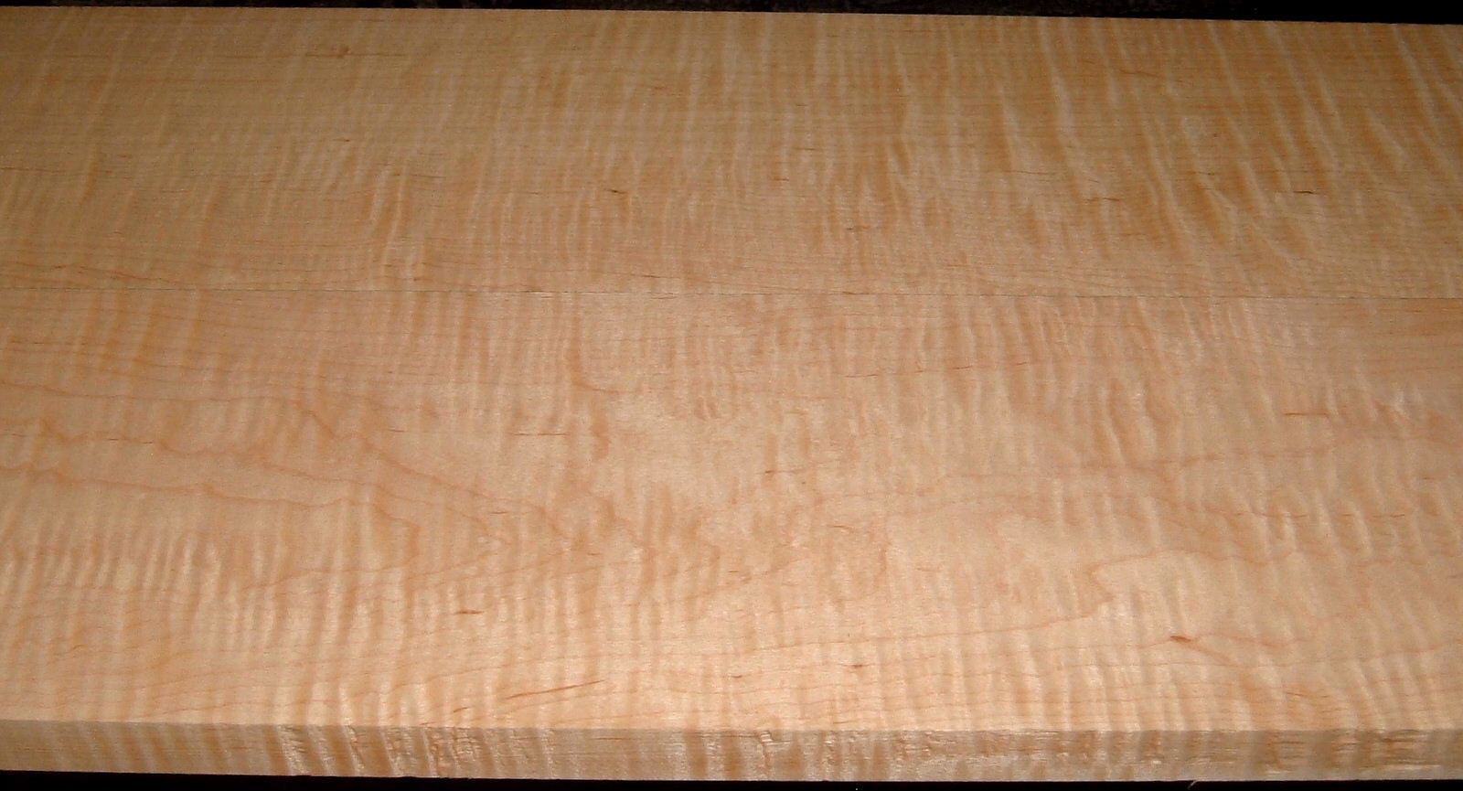 HM2005-79, 2bds, 7/8x6-1/4x59 ,7/8x6-1/2x59, Curly Tiger Hard Maple