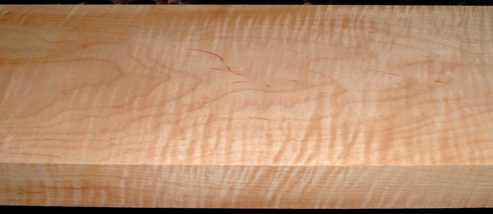 M1901-32, 1-13/16x6-1/4x42, Curly Tiger Maple