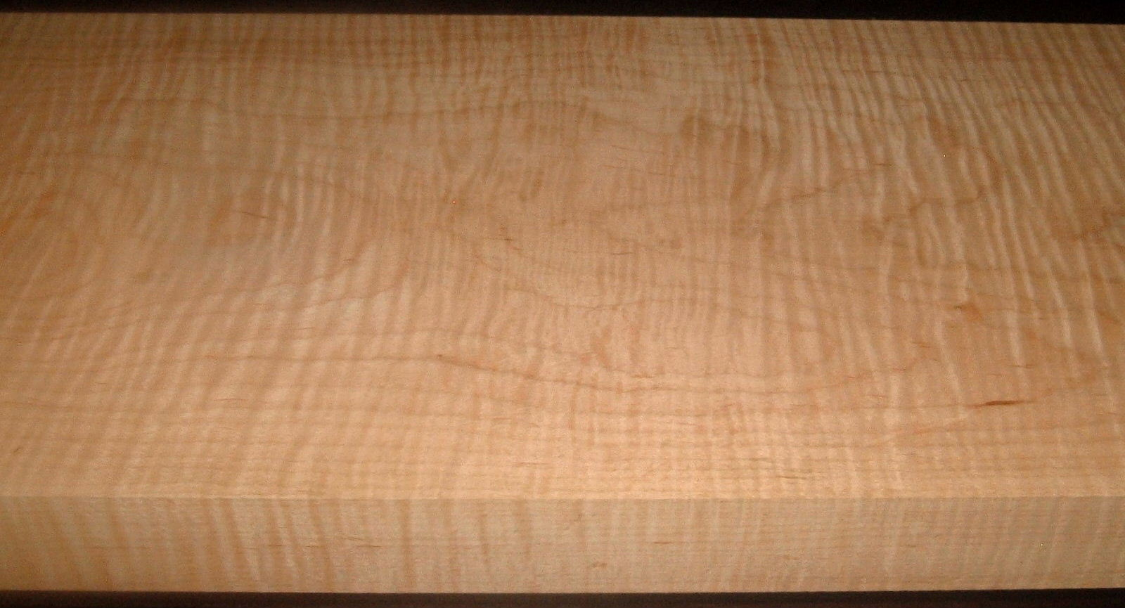 M1912-521, 1-15/16x11-1/2x42, Curly Tiger Maple