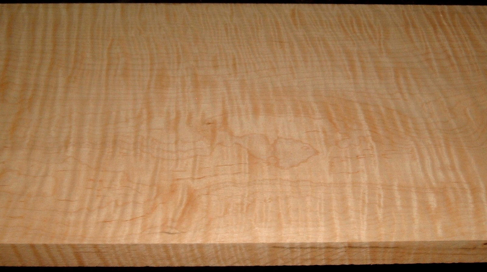 M1912-546, 1-1/16x11-1/4x42, Curly Tiger Maple