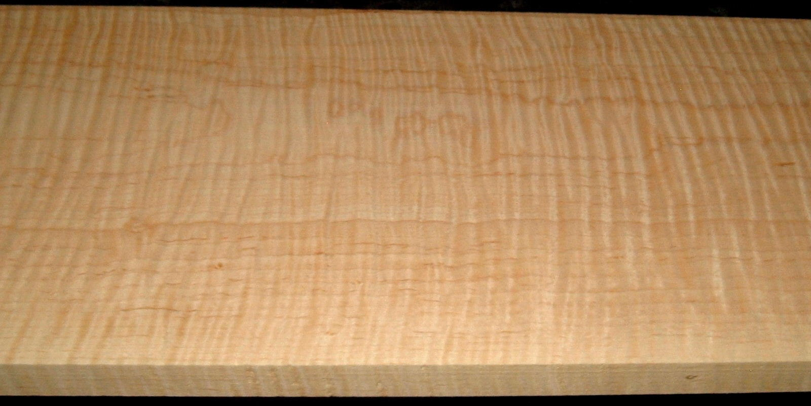 M2001-84, 3/4x8-1/8x40, Curly Tiger Maple