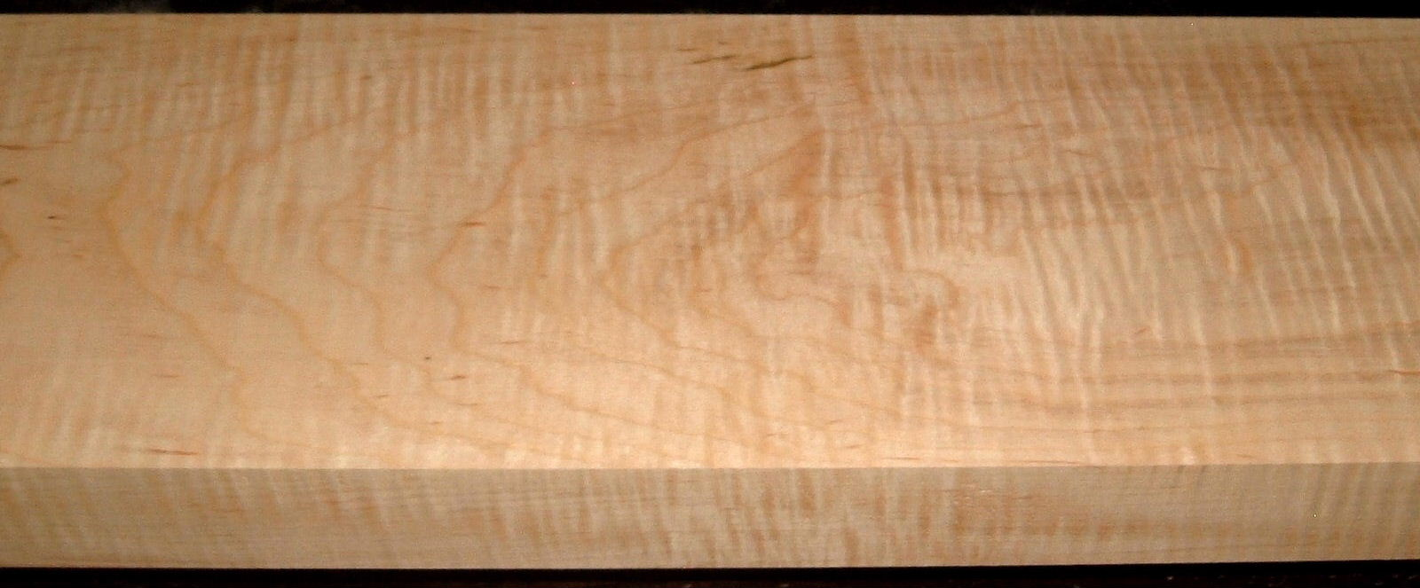 M2002-106, 1-11/16x7x56, Curly Tiger Maple