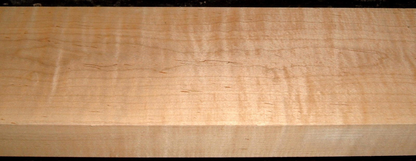M2002-111, 1-3/4x5-3/4x42, Luthier Figure Curly Tiger Maple