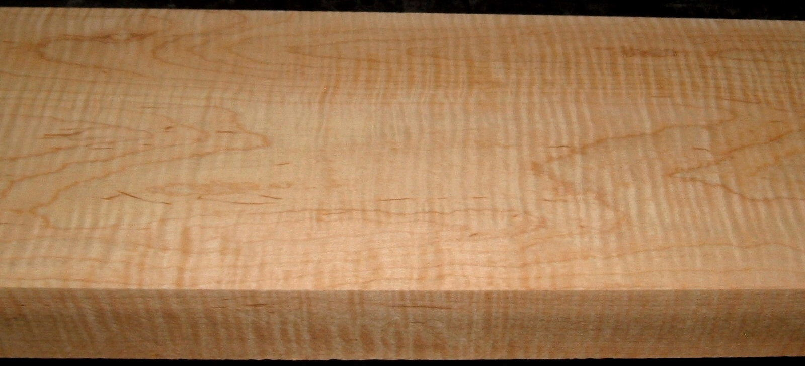 M2002-123, 1-13/16x6x49, Curly Tiger Maple