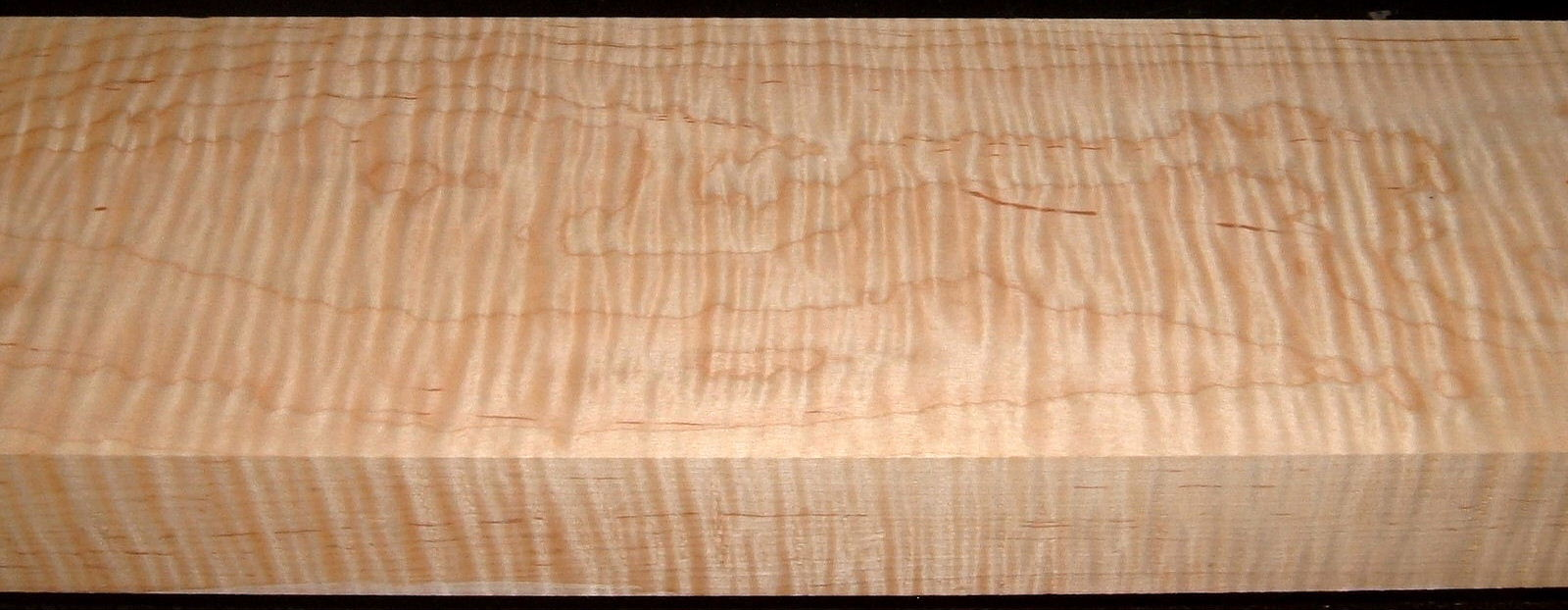 M2006-454, 1-7/8x5-3/4x41, 8/4 Curly Tiger Maple