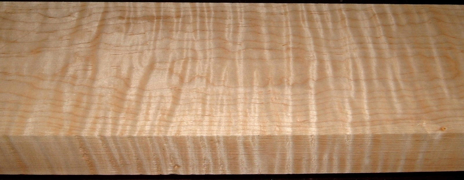 M2006-463, 1-7/8x6x45, 8/4 Curly Tiger Maple