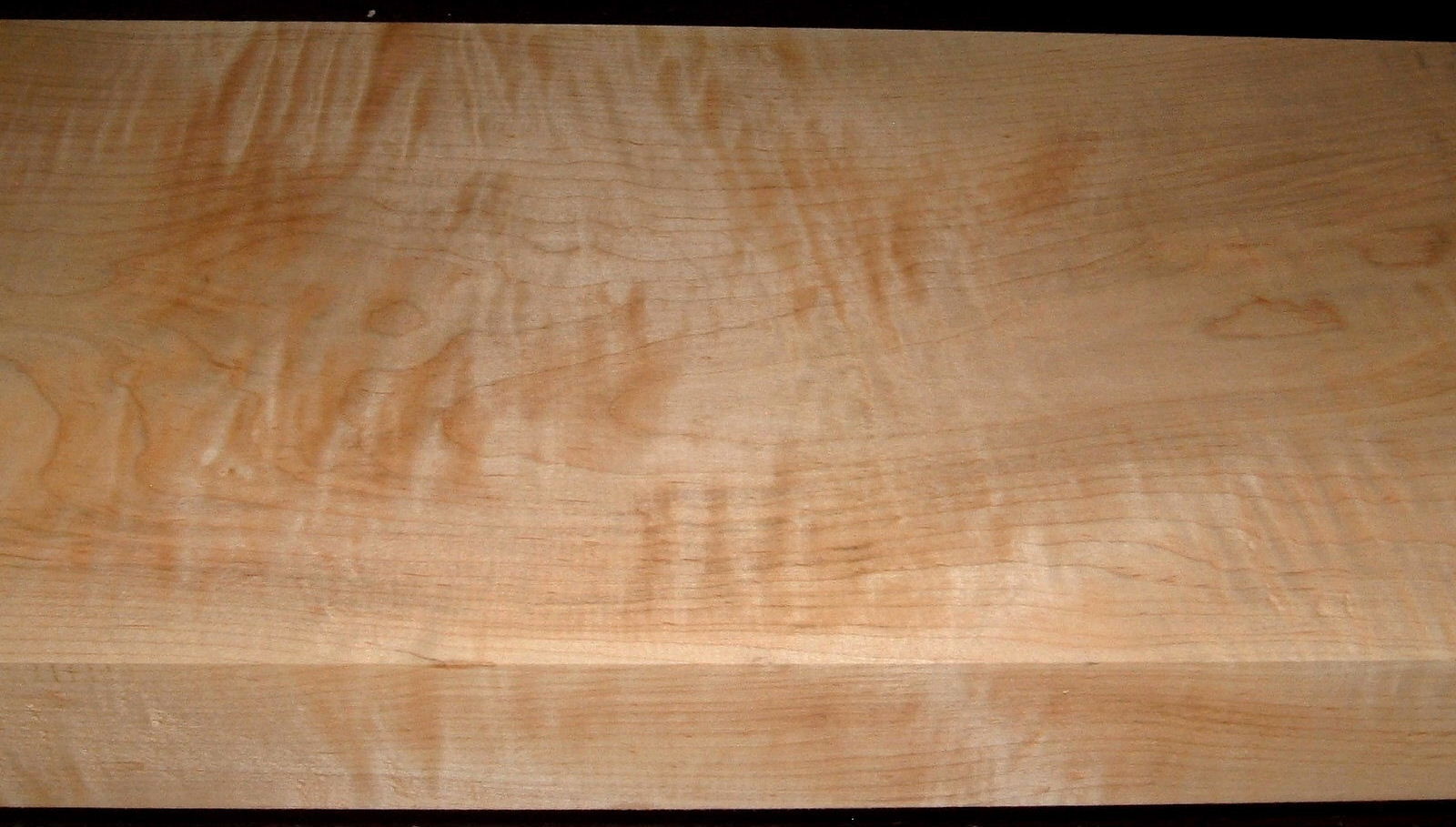 M2006-468, 2x10-3/4x39, 8/4 Curly Tiger Maple