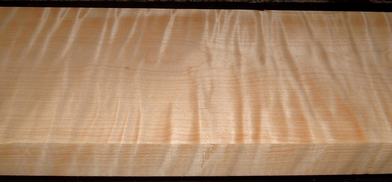 M2006-472, 1-11/16x7-1/4x44, 8/4 Curly Tiger Maple