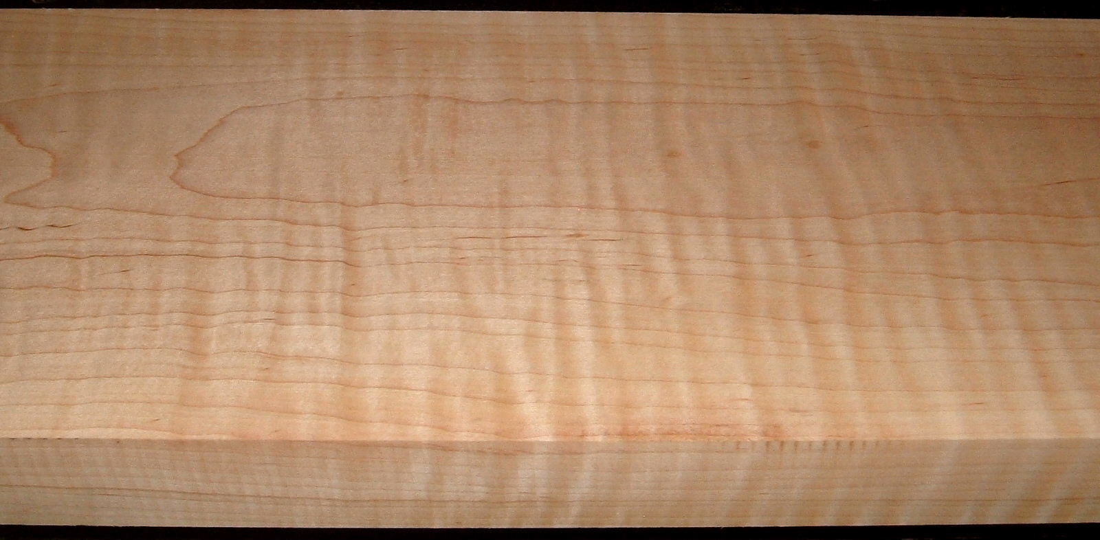 M2006-488, 1-3/4x8-7/8x42, 8/4 Curly Tiger Maple