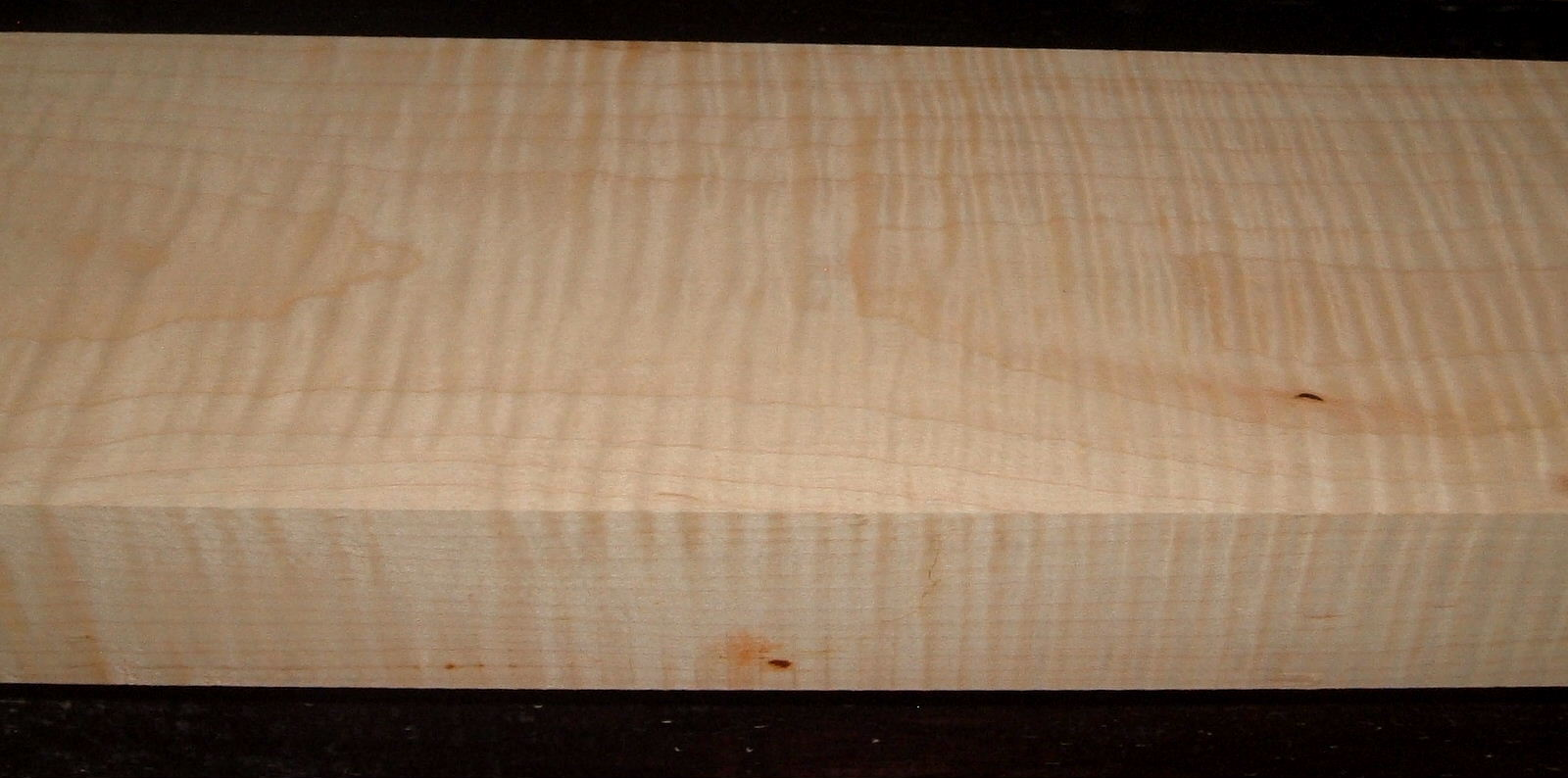 M2006-498, 2-1/16x5-3/4x42, 8/4 Curly Tiger Maple