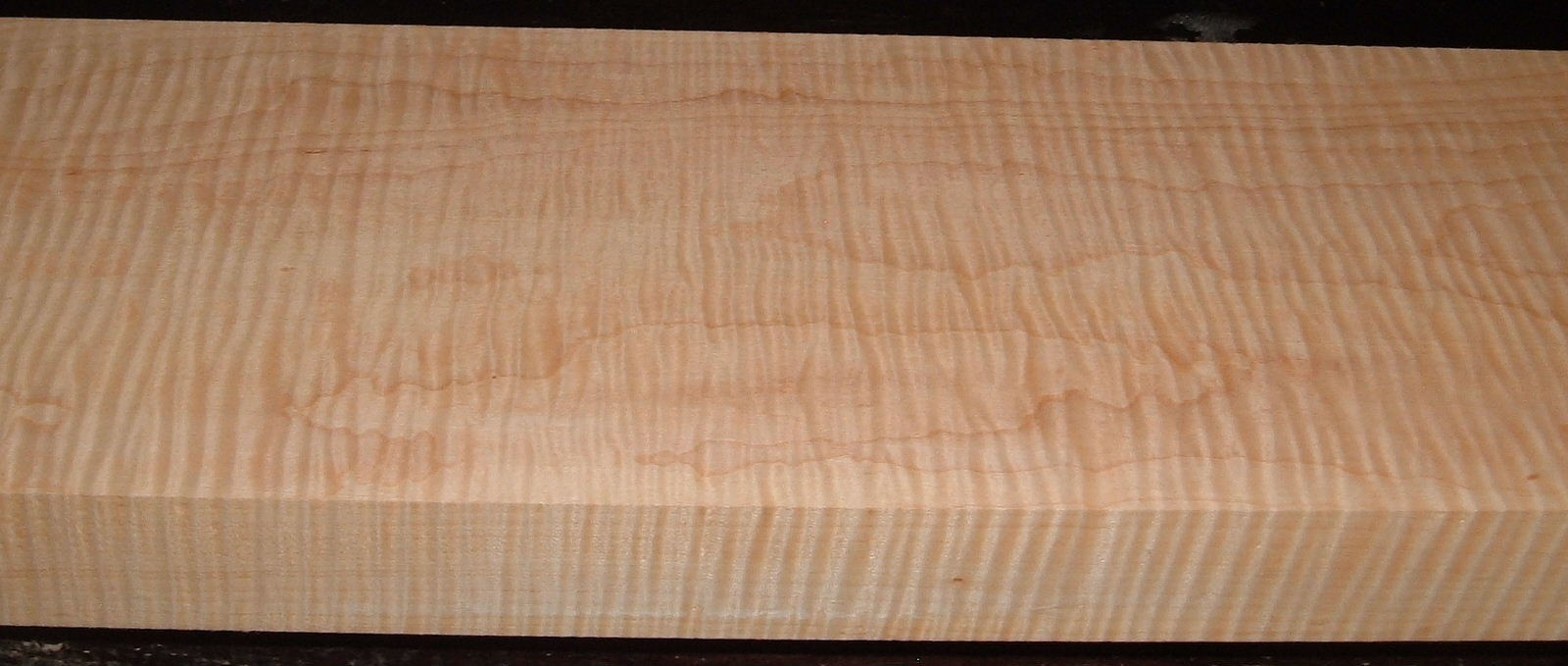 M2007-612, +1-7/8x5-3/4x39, Curly Tiger Maple