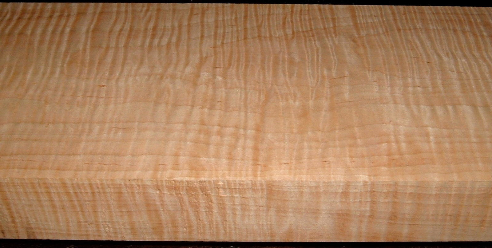 M2008-699, 2-11/16x9-3/8x82, 12/4 Curly Tiger Maple