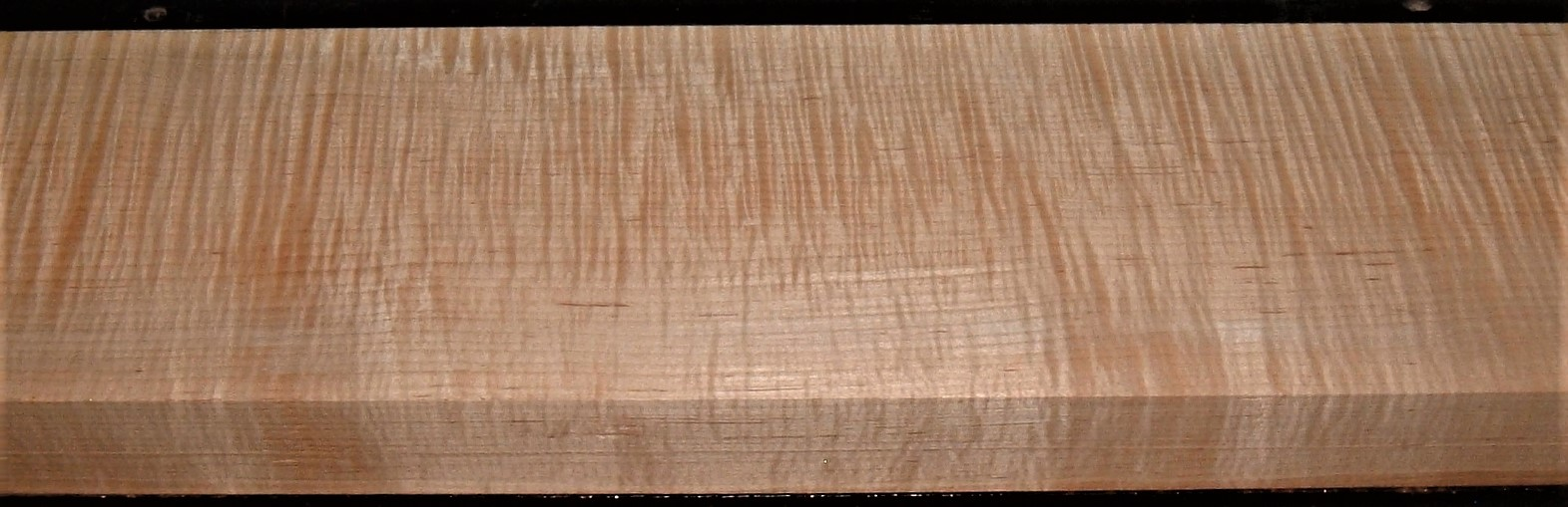 QS2011-38JK, 2-1/16x7x47, Quartersawn Curly Maple