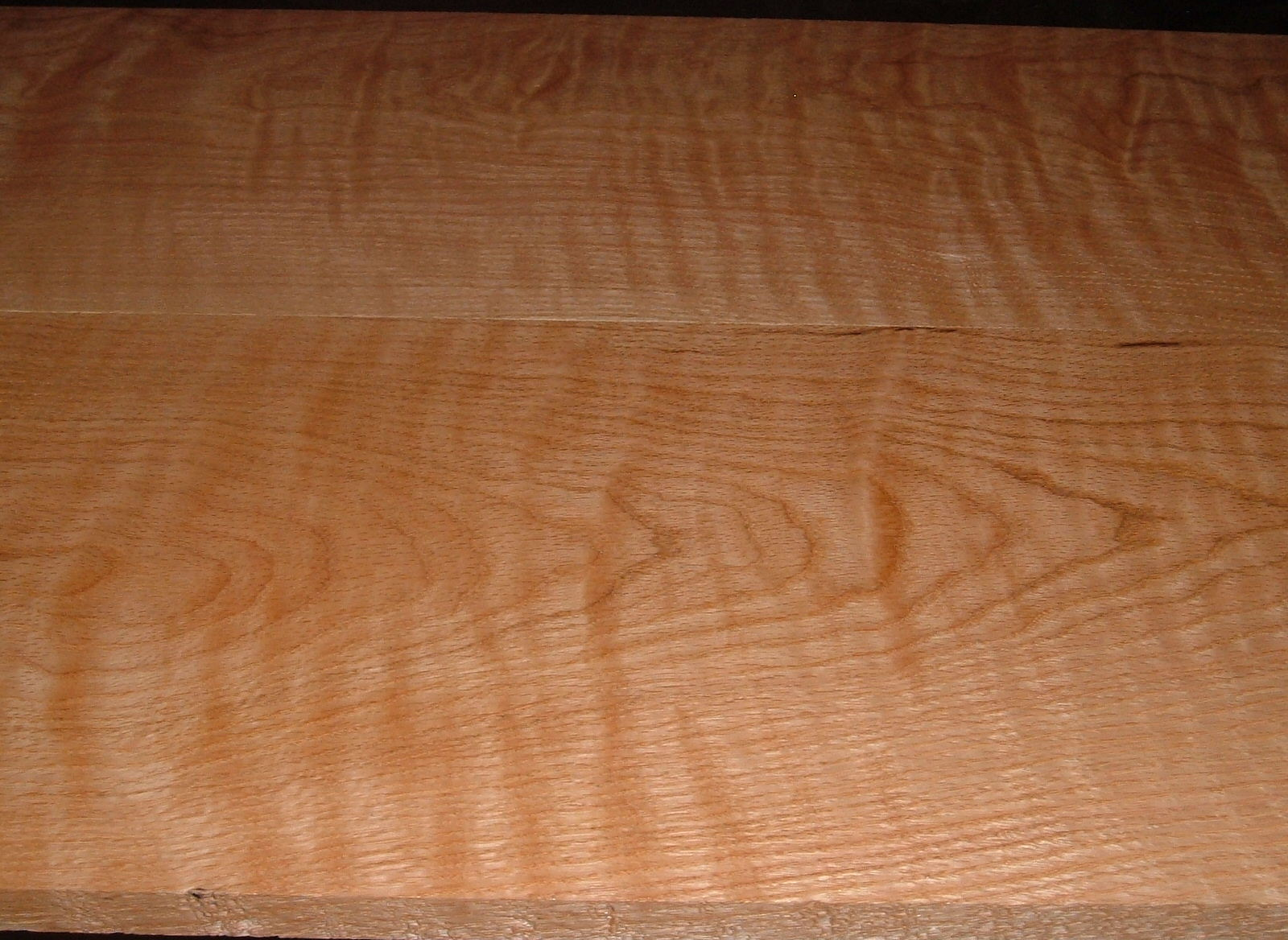 RO2102-13, Curly Figured Tiger Red Oak,13/16x10x45, 13/16x10-1/2x45, Matching Set, Cut From The Same Plank