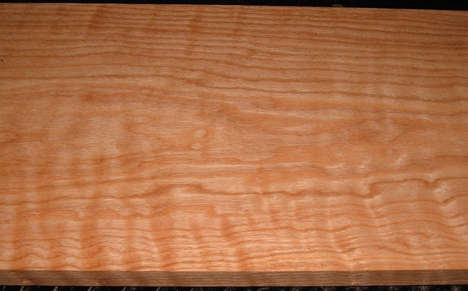 RO2102-18J, Curly Figured Tiger Red Oak, 1x11-1/8x83