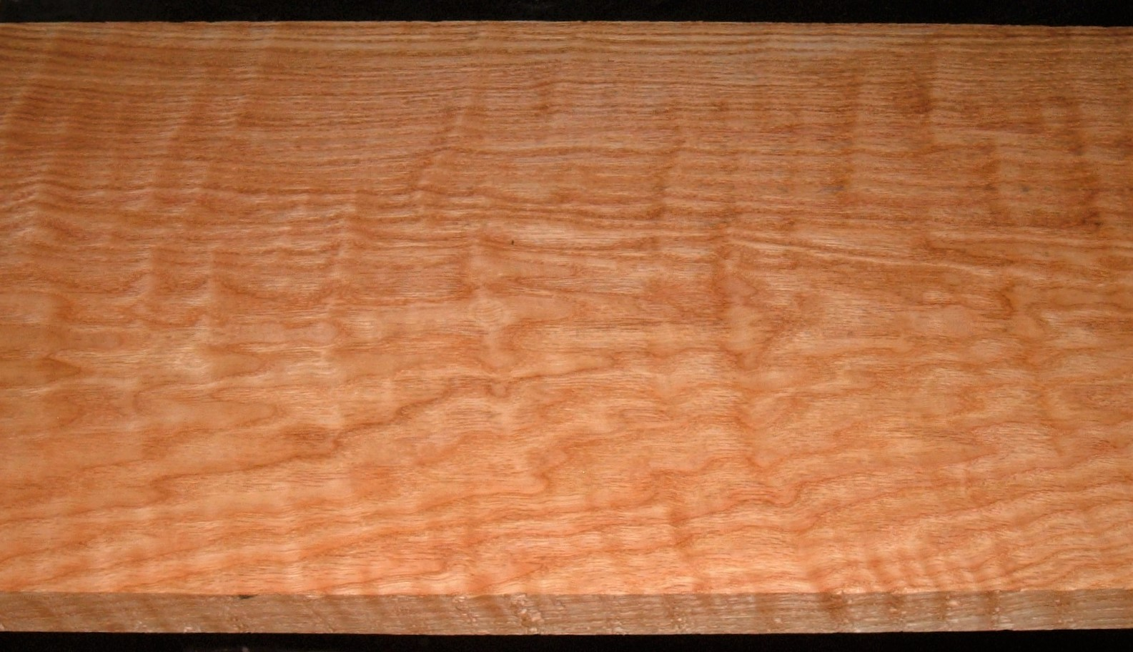 RO2102-21J, Curly Figured Tiger Red Oak, 1-1/8x13-3/8x87