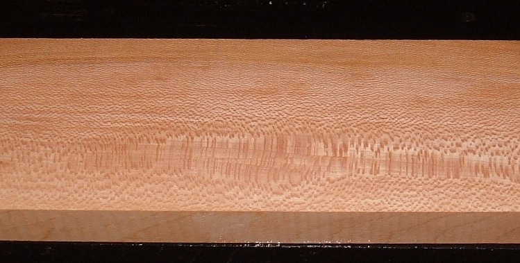 S-2160, 1-5/8x5-5/8x24, QuarterSawn Sycamore Lacewood