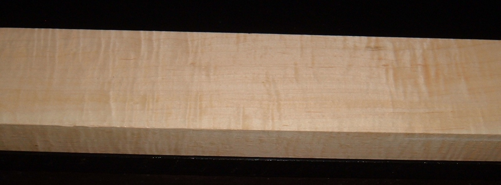 S-2180, +1-11/16x3-5/8x40, QuarterSawn Curly Tiger Maple