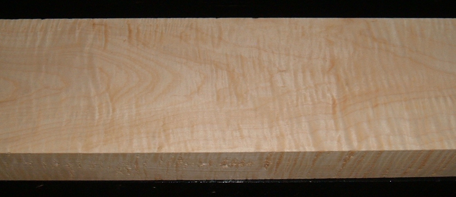 S-2183, 1-15/16 x5-1/8x39, Curly Tiger Maple