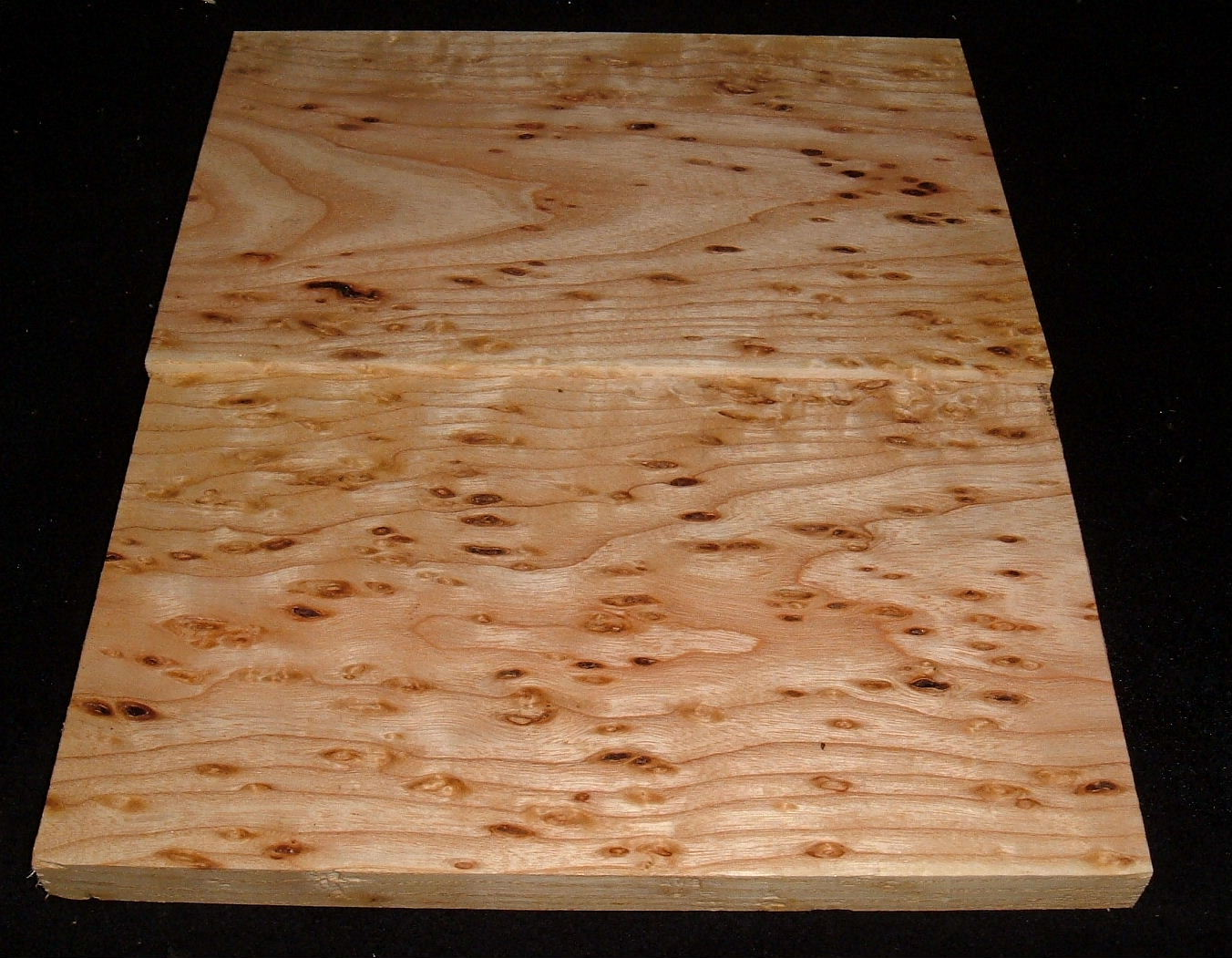 BIAS-2760n, 3/4x6-1/2x11, 15/16x6-7/8x11, Bark Included Ash