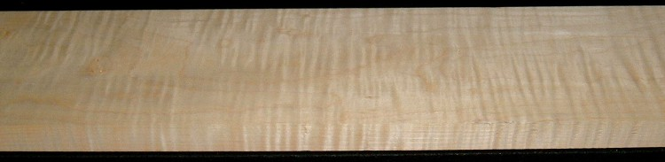 M2007-580,1-1/8x6-1/4x63, Curly Tiger Maple